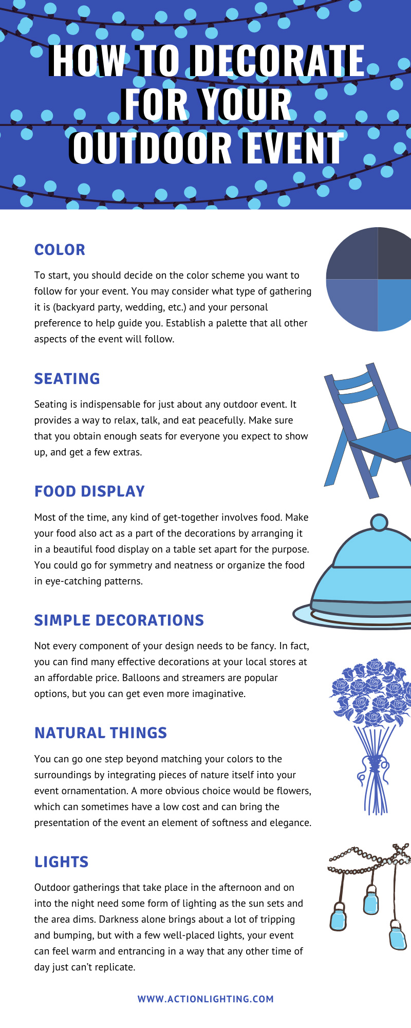 How to Decorate for Your Outdoor Event